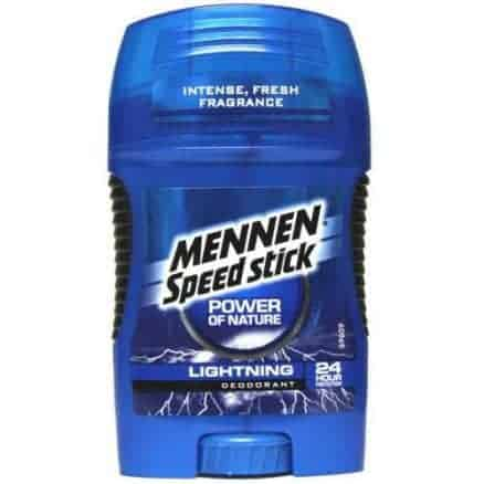 Mennen Speed Stick Гел Дезодорант Power of Nature – Lightning 60 g.