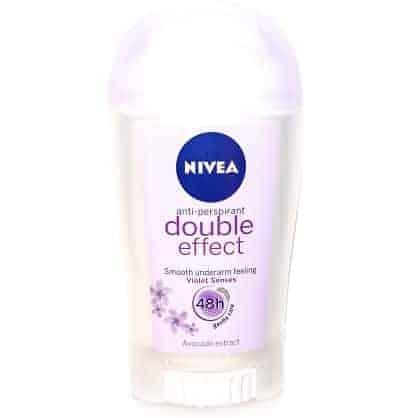 Nivea Стик Дезодорант Дамски Double Effect – 40 мл.