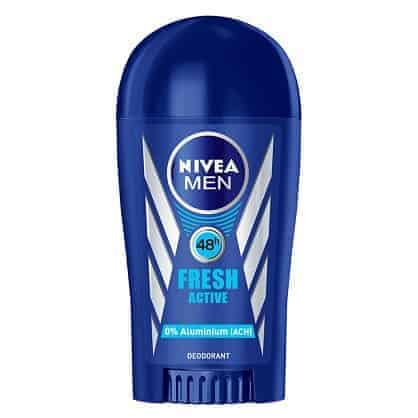 Nivea Стик Дезодорант Men Fresh Active – 40 мл.