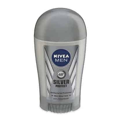 Nivea Стик Дезодорант Men Silver Protect – 40 мл.