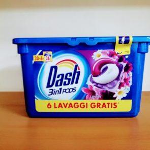 Dash Капсули за Пране 3в1 – Лавандула 36 Изпирания
