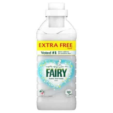 Fairy Non Bio Омекотител Концентрат – 19 Изпирания 665 мл.