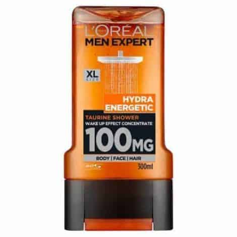 L´Oréal Men Expert Душ Гел – Hydra Energetic 300 ml.