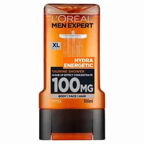 L´Oréal Men Expert Душ Гел – Hydra Energetic 300 ml.