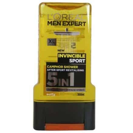 L´Oréal Men Expert Душ Гел – Invincible Sport 300 ml.