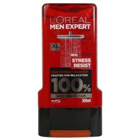 L´Oréal Expert Мъжки Душ Гел за Тяло, Лице и Коса