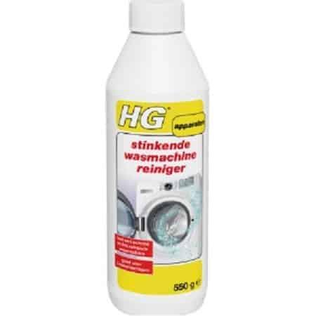 Премахване на Миризми и Почистване на Перални HG 657