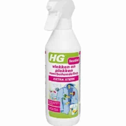 Спрей за Отстраняване на Петна от Текстил HG 649