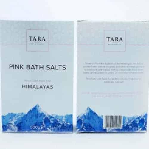 Tara Соли за Вана от Хималаите – Розова 500 г.