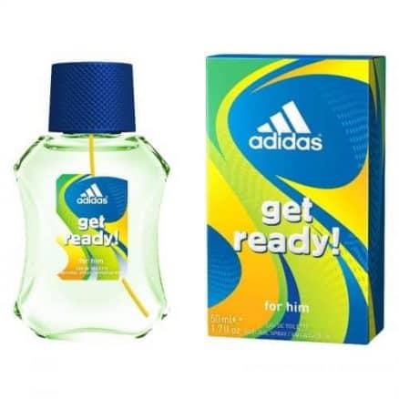 Adidas Мъжки Парфюм - Get Ready 50 ml.