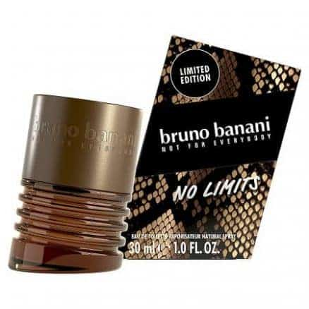 Bruno Banani No Limits Тоалетна Вода за Мъже - No Limits 30 ml.
