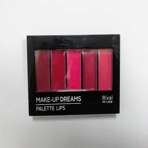 Rival de Loop Make-Up Dreams Сенки за Очи – 01 Red