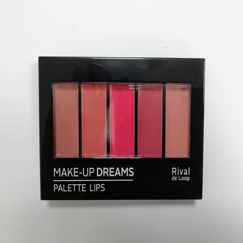 Rival de Loop Make-Up Dreams Сенки за Очи – 02 Nude