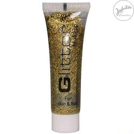 Jofrika Glitter Make-Up Брокатен Гел – Gold