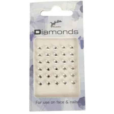Jofrika Кристални Камъчета за Лице и Нокти – Diamonds