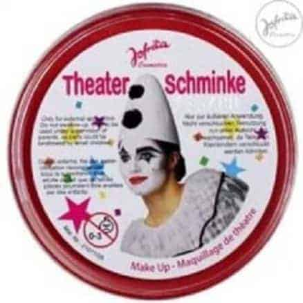 Jofrika Театрален Грим - Червенн