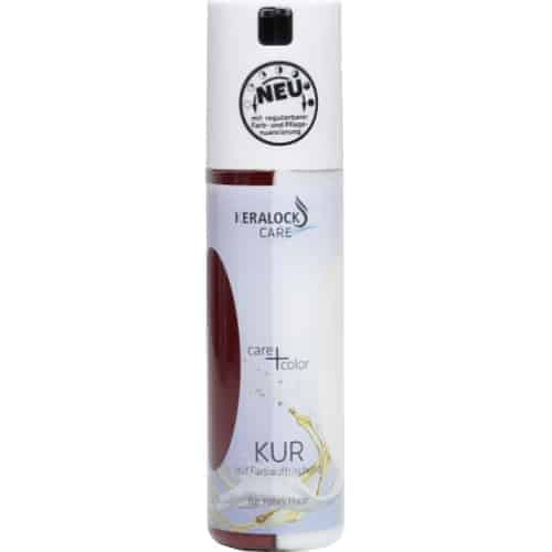 Keralock Care + Color Грижа и Възстановяване на Червена Коса