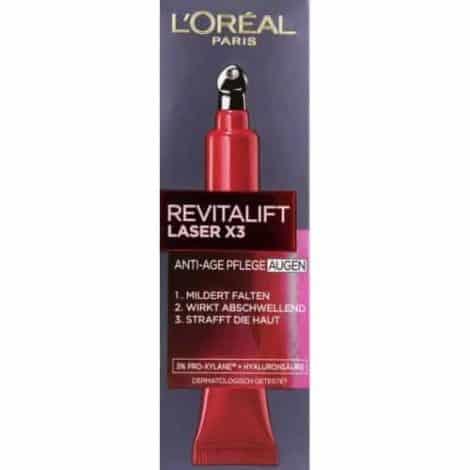 L'Oreal Revitalift Подмладяващ Крем Против Бръчки – Lazer X3