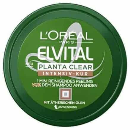 Маска за Коса L'Oréal Elvital - Planta Clear 150 ml.