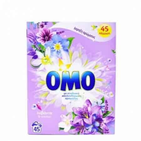 Omo Прах за Пране – Лавандула 45 Изпирания