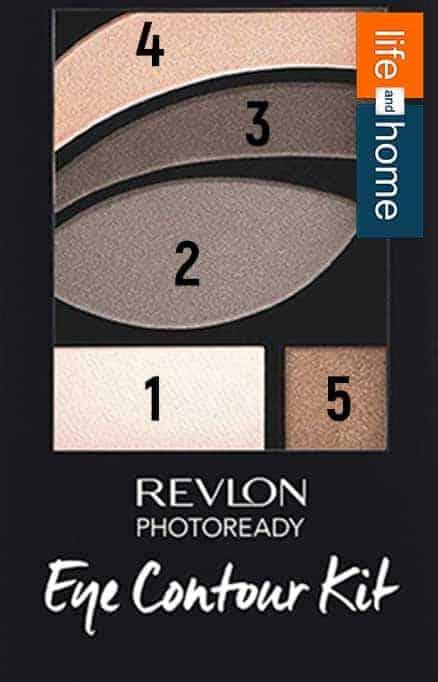 Основи за Грим и Сенки за Очи от Revlon PhotoReady 501 Metropolitan