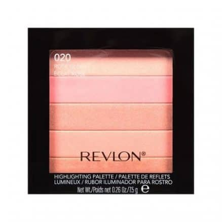 Revlon Highlighting Palette Палитра Хайлайтъри - 020 Rose Glow