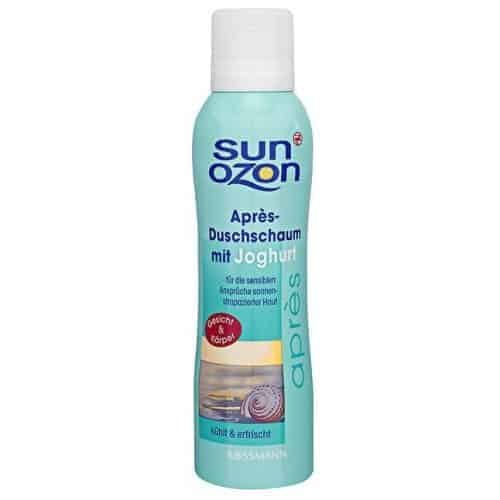 Rossmann Sun Ozon Пяна за След Плаж - Йогурт 200 мл.