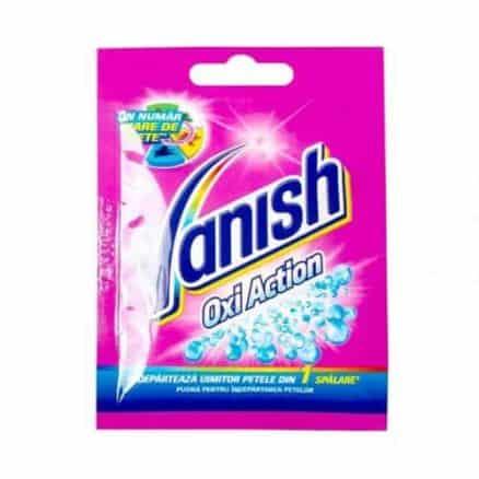 Vanish Oxi Action Препарат за Отстраняване на Петна – 30 g.