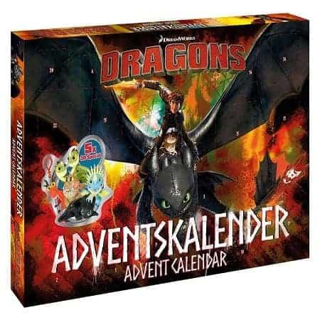 Адвент Календар Dragons
