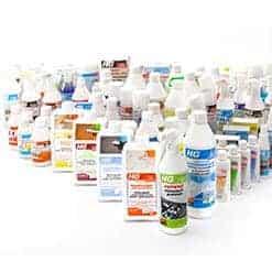 HG Препарати за Почистване