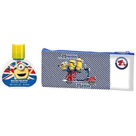 Детски Комплект Minions Тоалетна Вода 30 мл. + Несесер за Моливи