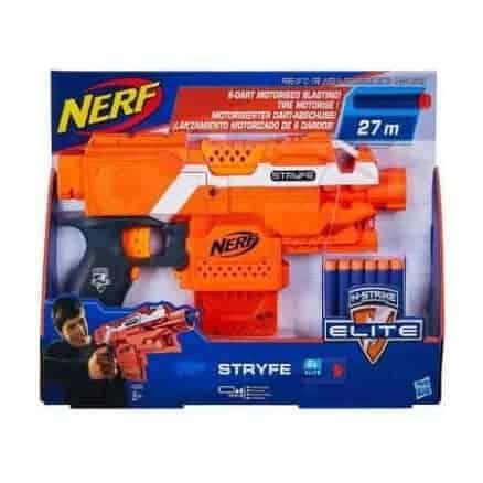 Бластер Nerf N-Strike Elite Stryfe