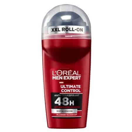 Рол Он Дезодорант L'Oreal Men Expert Ultimate Control 50 мл.