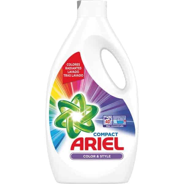 Течен Перилен Препарат за Цветно Пране Ariel Color HD 42 Изпирания 2310 мл.