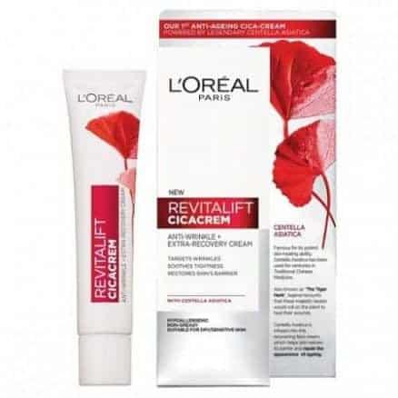 Дневен Крем за Лице Против Бръчки L'Oréal Revitalift