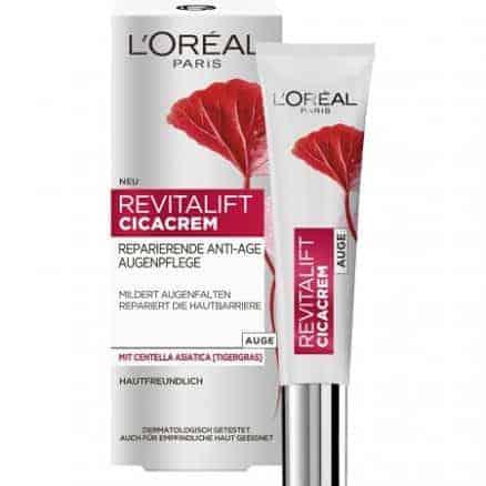 Дневен Околоочен Крем Против Бръчки L'Oréal Revitalift