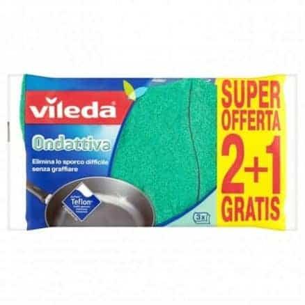 Домакински Гъби Vileda Ondattiva 3 бр.