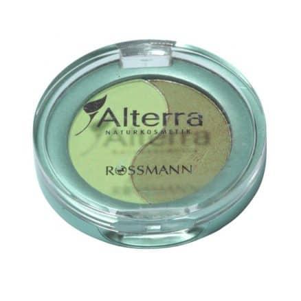 Дуо Сенки за Очи Alterra 02 Olive Green