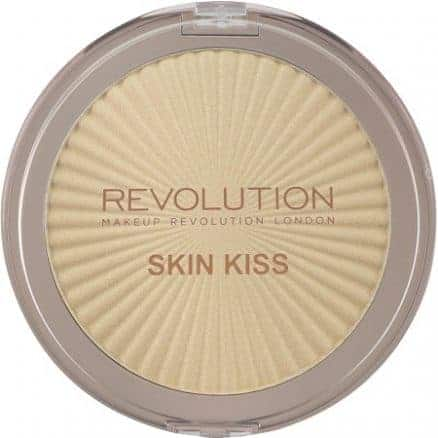 Хайлайтър със Златен Оттенък Makeup Revolution Golden Kiss