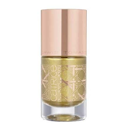Матиращ Лак за Нокти Catrice Limited Edition C01 Gilded Glitz