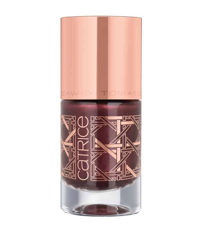 Матиращ Лак за Нокти Catrice Limited Edition C03 Violet For Victory