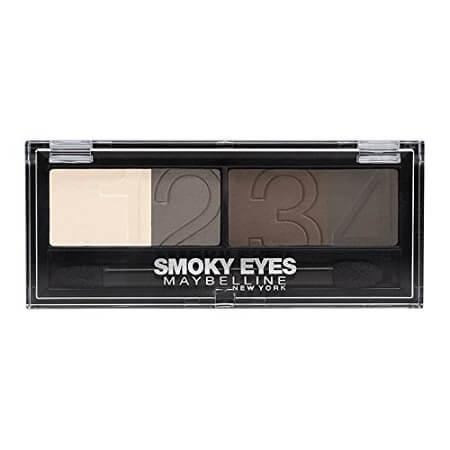 Контурираща Палитра Сенки за Очи Maybelline Smokey Eyes 31 Natural Smokes
