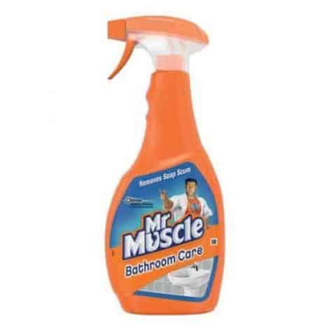 Препарат за Почистване на Баня Mr. Muscle 500 мл.
