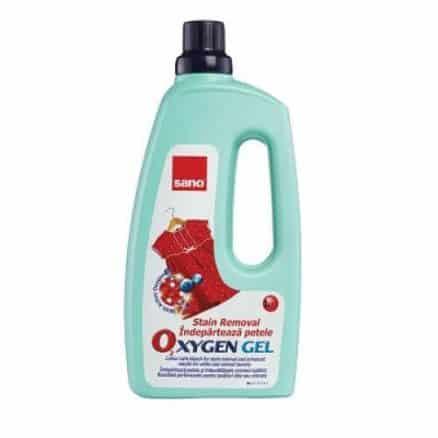 Препарат за Премахване на Петна от Дрехи Sano Oxygen Gel