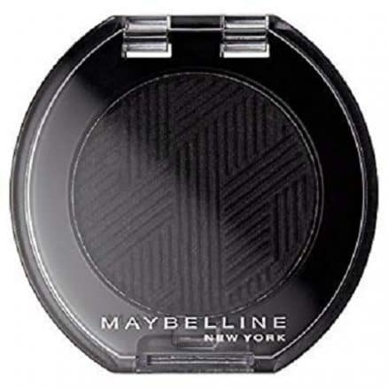Сенки за Очи Едноцветни Maybelline Color Show 22 Black Out