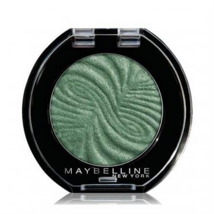 Сенки за Очи Едноцветни Maybelline Color Show 20 Beetle Green
