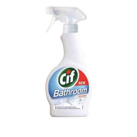 Спрей за Баня Cif Bathroom Ultrafast 500 ml.