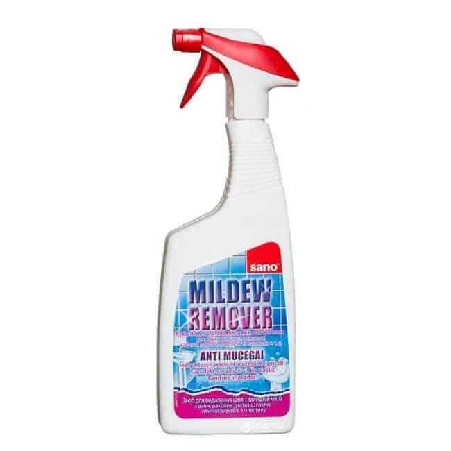 Спрей за Баня Против Мухъл Sano Mildew Remover 750 ml.