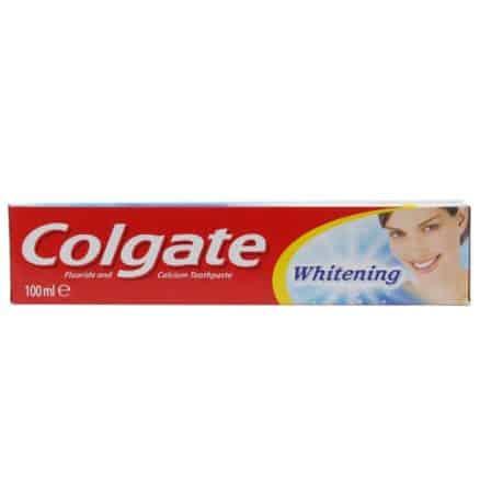 Избелваща Паста за Зъби Colgate Whitening 100 ml.