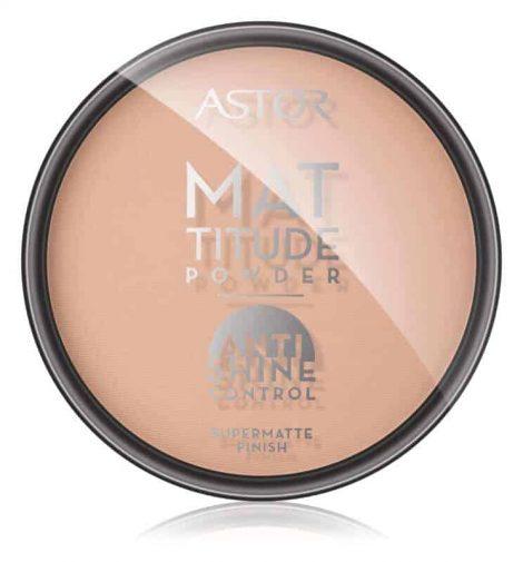 Матираща Пудра за Лице Astor Mattitude 003 Nude Beige